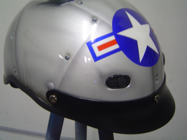 Custom Painted Army Helmet